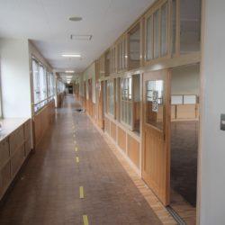 秋月小学校 3階