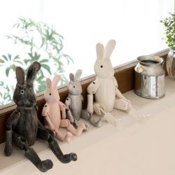 不思議の国のウサギ(小)