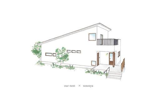 おうち探検会 ~our nest~